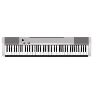Casio CDP-130 SRC7 Digital Piano Silver