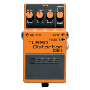 Boss DS-2 Turbo Distrortion Pedal