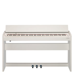 ROLAND F-140R White Digital Piano