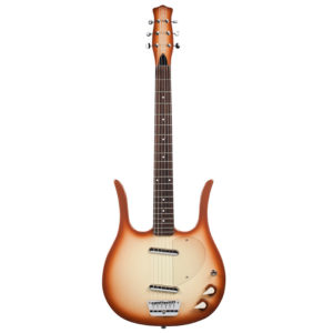Danelectro 58 Longhorn Bass - Copper Burst
