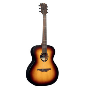 Lag Guitars T70A-BRB Auditorium Acoustic Guitar