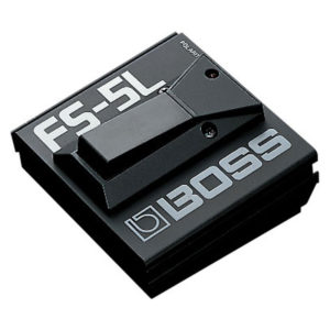 Boss FS-5L Foot Switch Latch Type