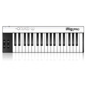 IK Multimedia iRig Keys Pro 37-Key USB Controller Keyboard