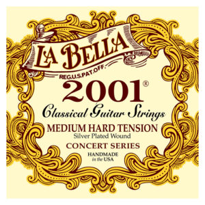 LA BELLA 2001 Classical - Medium Hard Tension