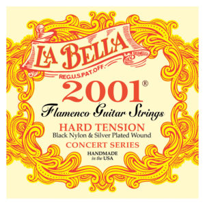LA BELLA 2001 Flamenco - Hard Tension
