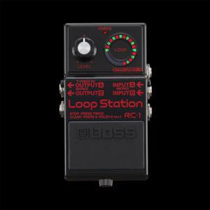 Boss RC1BK Loop Station