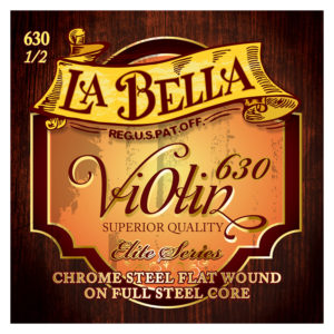 LA BELLA 630 1/2 Violin String Set