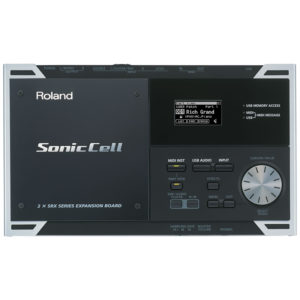 Roland Sonic Cell Expandable Synthesizer Module