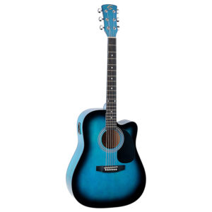 Soundsation Yosemite DNCE BLS Electro Acoustic Guitar
