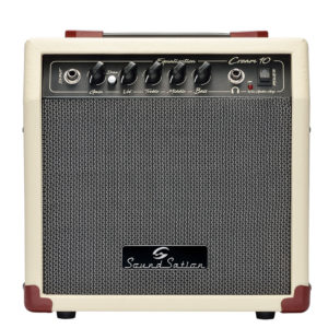 Soundsation Cream-10 Electric Guitar Vintage Combo 10W