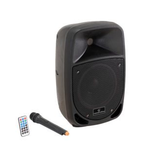 Soundsation GO-SOUND 8AMW Battery-Powered Speaker