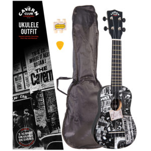 JHS The Cavern Club Ukelele (CVUK3)
