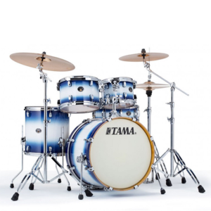 Tama Silverstar Shell Kit JTB Jet Blue Burst