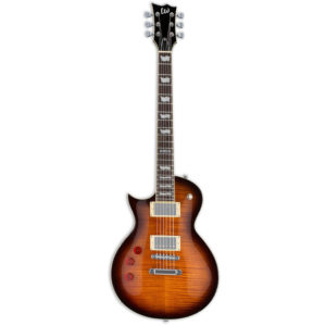 LTD EC-256FM Sunburst Left Handed El. Guitar