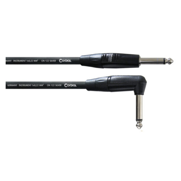 Cordial CII 6 PR Essential Instrument Cable 6m