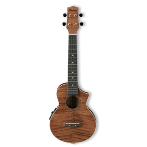 IBANEZ UEW15E-OPN Electro Acoustic Ukulele With Open Pore Finish