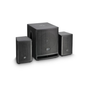 LD DAVE10G3  Active PA-System With DSP 350W
