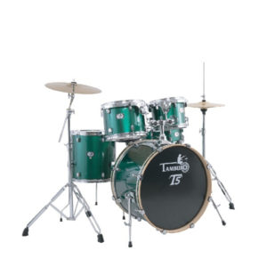 TAMBURO T5 Drum Set Green Sparkle P20