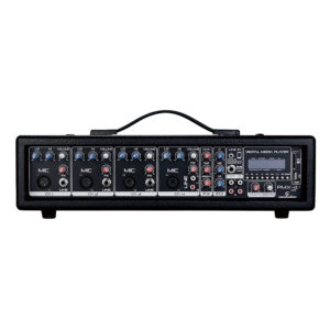 SOUNDSATION PMX-4MKII 6-Ch Powered Mixer & Effects MP3 Player