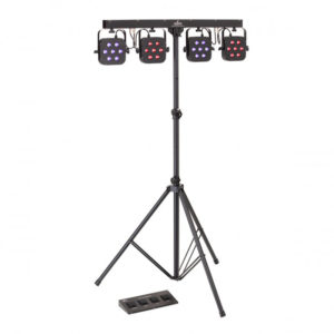 SOUNDSATION 4LEDKIT-DJ 4X7PCS 3W RGB LED