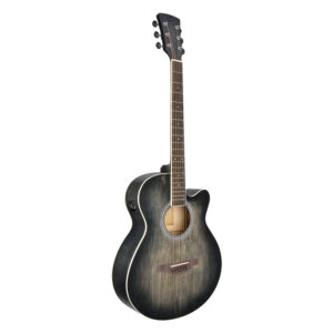 SOUNDSATION SAGUARO-HW-CE BK Acoustic Guitar