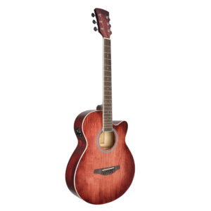 SOUNDSATION SAGUARO-HW-CE-RD Acoustic Guitar