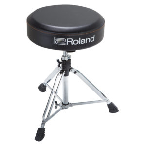 ROLAND RDT-RV Round Drum Throne With Rugged Vinyl Seat