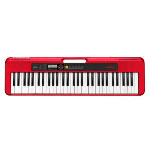 CASIO CT-S200 61 Keys Keyboard Red