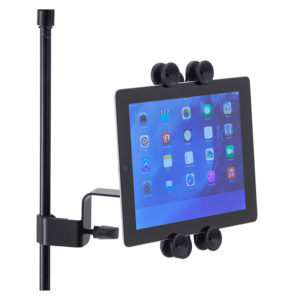 SOUNDSATION TABSTAND-200 Universal Tablet Holder With Stand Attachment Clamp