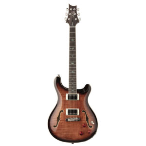 PRS SE HOLLOWBODY II PIEZO-BLACK GOLD SEHPEMBBG