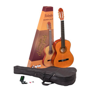 SOUNDSATION PRIMERA-GP-44NT Classic Guitar Pack 4/4