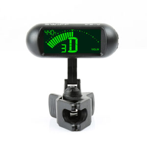 SWIFF C2-V Tuner Clip Special For Violin 360°