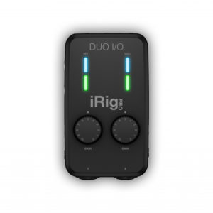 IK Multimedia iRig Pro Duo I/O Audio interface