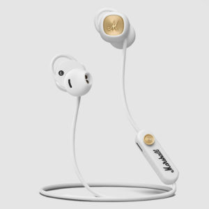 MARSHALL Minor II In-Ear Bluetooth Headphones White