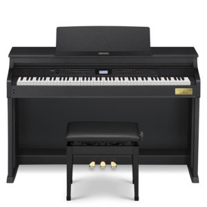 Casio AP-710 BK Celviano Digital Piano Developed In Cooperation With C. Bechstein